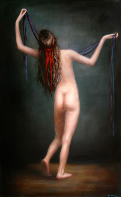 Painting Human Figure Art